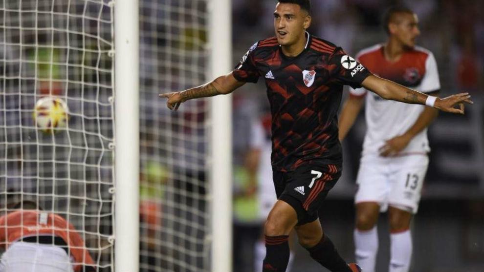 Matías Suárez es la gran sorpresa de la lista