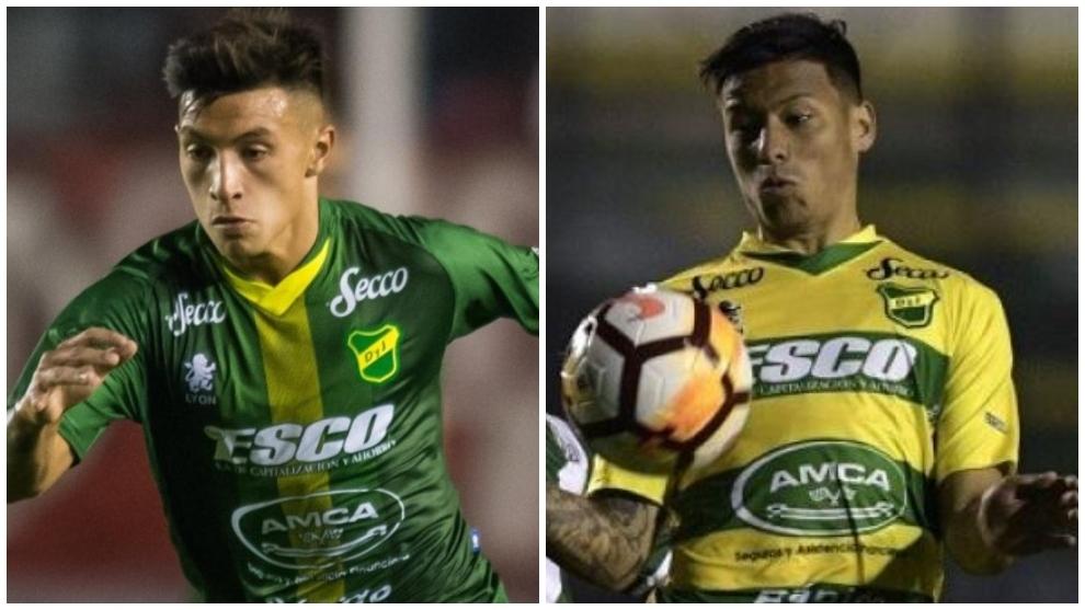 Lisandro Martínez y Domingo Blanco fueron convocados por primera vez...