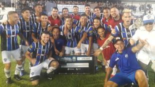 Almagro venció a Rafaela en la cancha de Quilmes