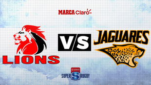 Lions vs Jaguares, este sábado en Sudáfrica