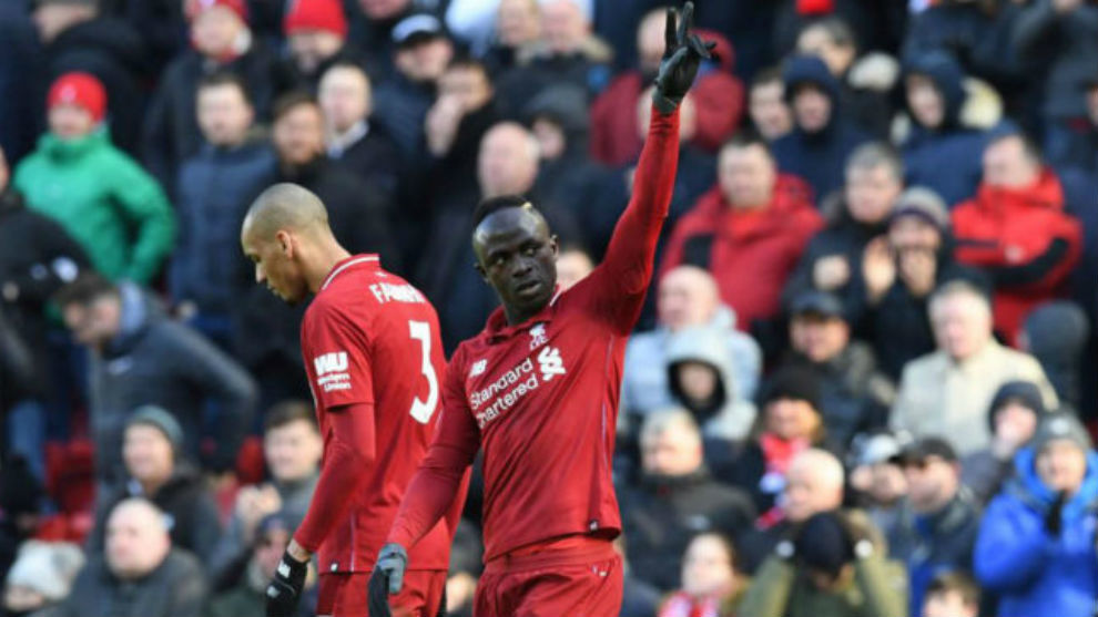 Liverpool vs. Burnley - Reporte del Partido - 10 marzo, 2019