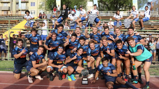 Argentina XV aplasta a Chile y cierra perfecto la Americas Rugby...