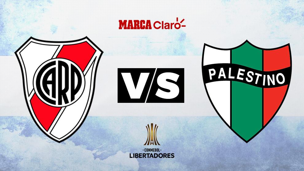 River vs Palestino, por la segunda fecha de la Copa Libertadores