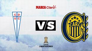 U. Católica vs Rosario Central, el miércoles a las 21.30 hs