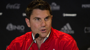 Cufré asumió como entrenador de Atlas en México