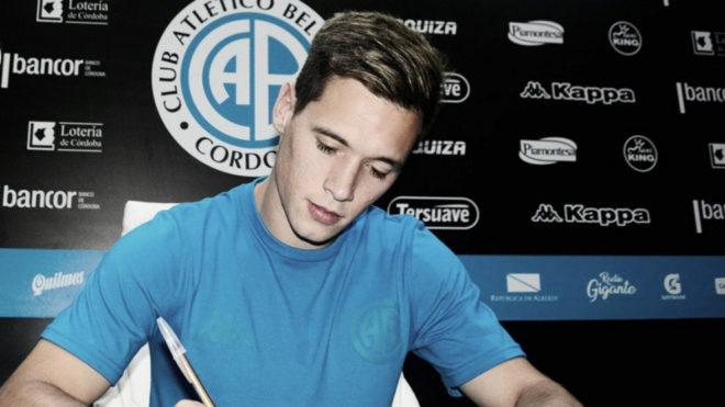 Tomás Guidara, de Belgrano de Córdoba a la ¡Selección de Albania!