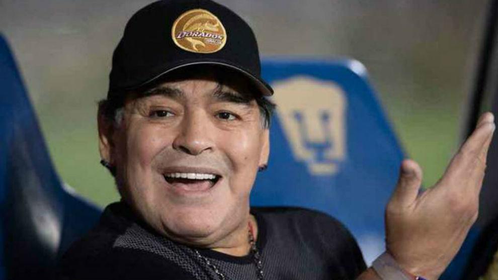 """Maradona: """"Los argentinos estamos orgullosos de Messi, pero Ronaldo es..."""