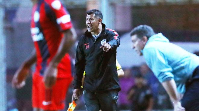 Almirón obtuvo su primera victoria en San Lorenzo
