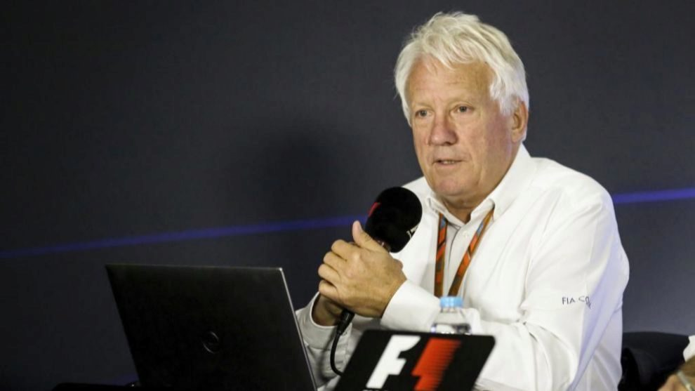 Fórmula Uno: fallece Charlie Whiting, el director de carrera de F1