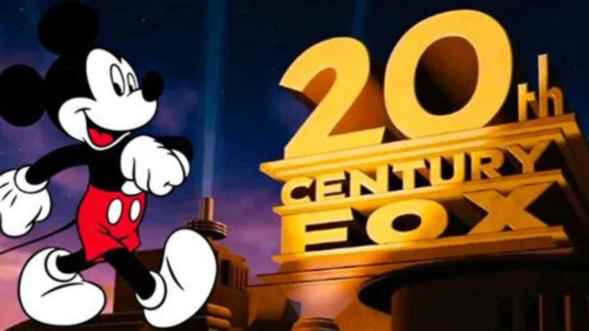 ¡Confirmado! Disney compra Fox