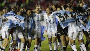 Se presentará la Liga Profesional de Fútbol Femenino en Argentina