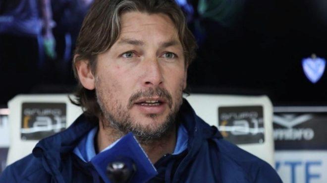 """Gabriel Heinze: """"El fútbol argentino me gusta, reniego solo con lo..."""