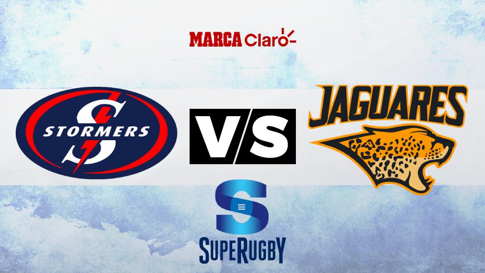 Sotrmers vs Jaguares, el viernes 15 a las 14.10 hs