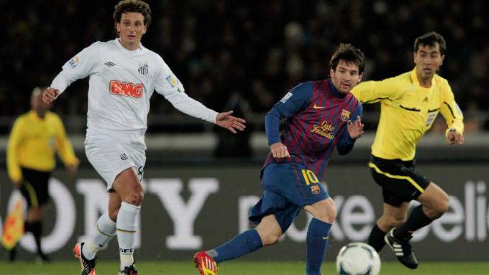 """Elano a Messi: """"Por el amor de Dios, danos un descanso"""""""