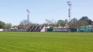 El de Estadio San Martín de Progreso que llevará el nombre de...