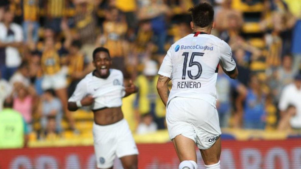 San Lorenzo ganó después de cinco meses en la Superliga