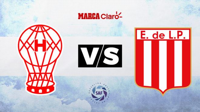 Resultado de imagen para Huracán vs Estudiantes L.P.