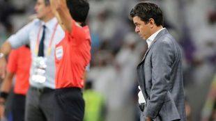 Marcelo Gallardo, diretor técnico de River.