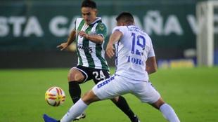 Banfield y Godoy Cruz empataron 2-2 por la 23° fecha de la Superliga