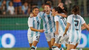 Argentina, candidata a organizar el Mundial femenino 2023