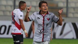 Luis Miguel 'Pulga' Rodríguez, futbolista de Colón.