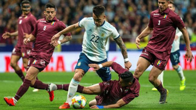 Argentina vs Venezuela, en vivo el amistoso de la selección en el...