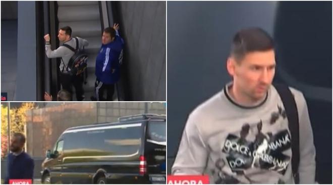 Lionel Messi, futbolista argentino que compite en Barcelona.