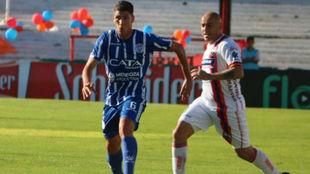 Godoy Cruz se lo dio vuelta a Deportivo Armenio de manera agónica