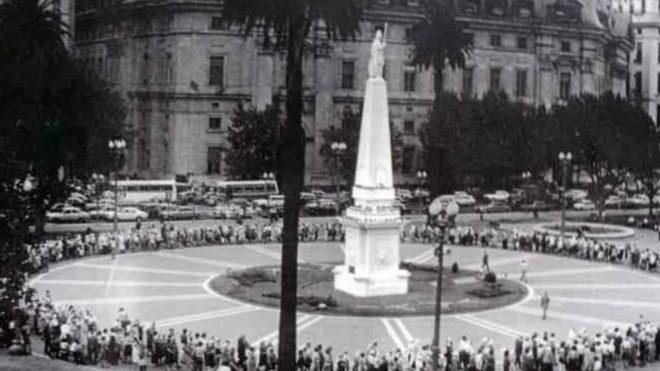 Argentina marcha por Día de la Memoria, la Verdad y la Justicia