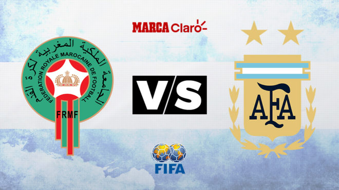 Marruecos vs Argentina: horario y dónde ver en TV el amistoso de la...
