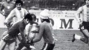 El día que la Selección Argentina jugó y en el país se vivía un...
