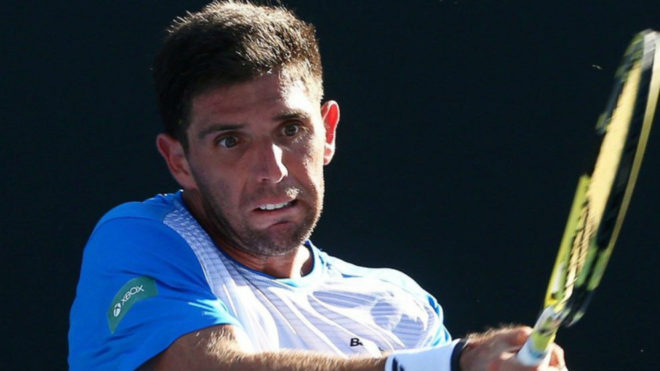 Delbonis se despidió ante Djokovic jugando un gran tenis