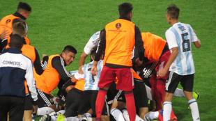 La Selección Sub 17 venció a Colombia