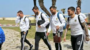 La expedición argentina ya se encuentra en Marruecos.
