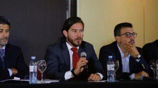 Mario Laporta, titular del Comité de Disciplina de Superliga.