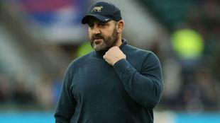 Mario Ledesma, Head Coach de los Pumas