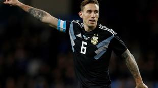 Biglia apuntó contra el público argentino