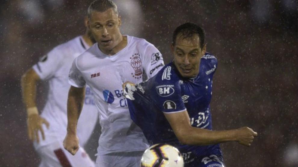Deportivo Lara cae frente el Cruzeiro brasileño