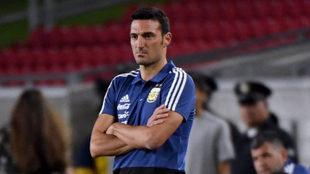 Scaloni convocó a más de 50 jugadores desde que es entrenador