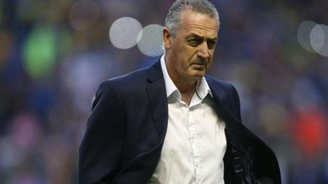 Alfaro fue contundente y despejó dudas sobre el interés por Andrés Roa