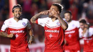 Argentinos superó a Estudiantes de Mérida, en La Paternal