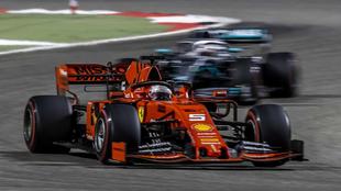 El tremendo 'zasca' de Jolyon Palmer a Vettel