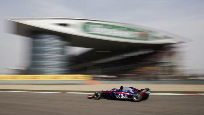 Horarios y dónde ver el GP de China de Fórmula 1 2019