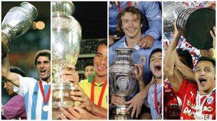 La Copa América 2020 tendrá un formato distinto.