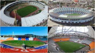 Argentina jugará al menos cinco partidos como local en la Superliga