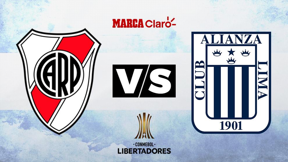 0d60282bddd2 Copa Libertadores 2019  River vs Alianza Lima  horario y dónde ver ...