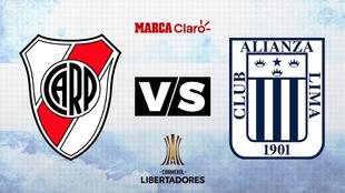 River Plate vs Alianza Lima: horario y dónde ver en TV el partido de...