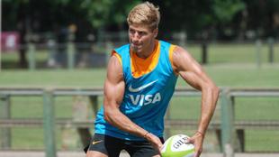 Miotti tendrá su debut como titular en Jaguares