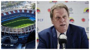 En Colombia buscan que la Copa América se defina en Barranquilla.