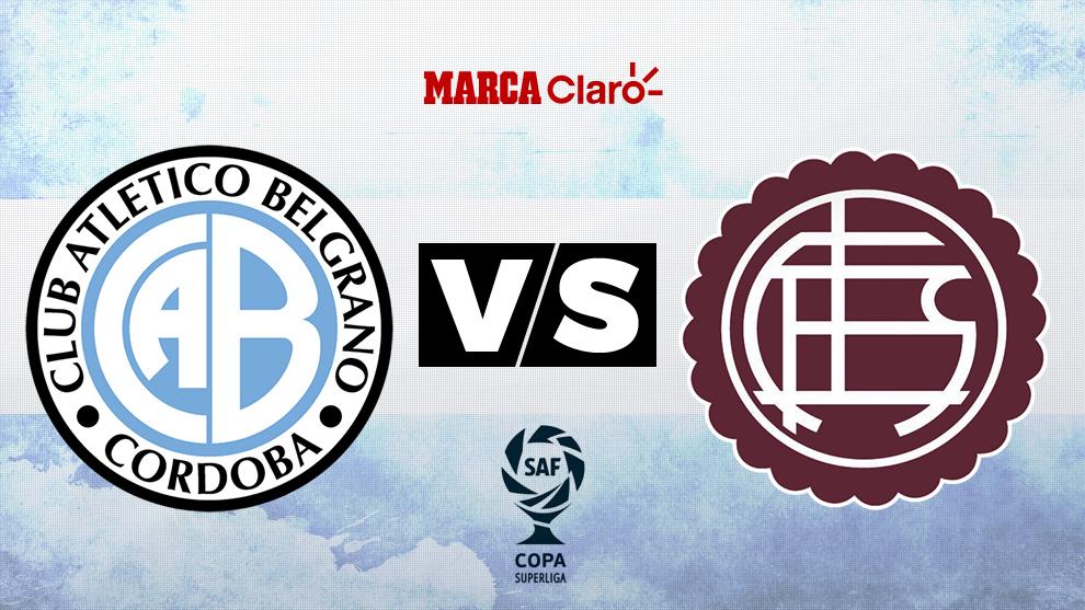 Belgrano vs Lanús, este sábado a las 17.45 hs